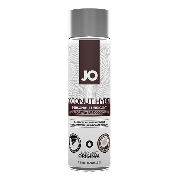 System JO - Hybrid Lubricant Coconut 120 ml Online Sexshop Eroware Sexshop Sexspeeltjes