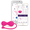 Lovelife by OhMiBod - Krush App Connected Bluetooth Kegel Sexshop Eroware -  Sexartikelen