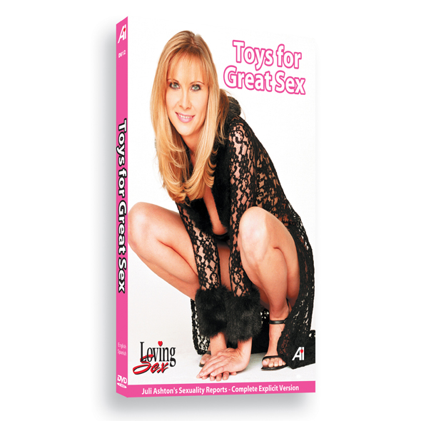 Toys For Great Sex Educatieve DVD Online Sexshop Eroware Sexshop Sexspeeltjes