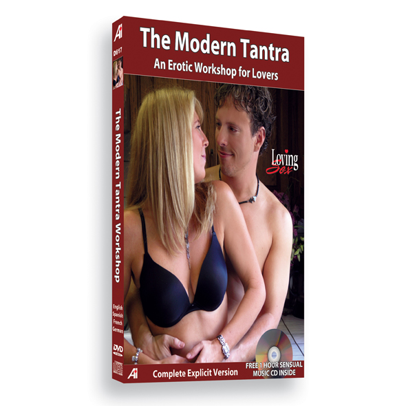 Modern Tantra Workshop Educational DVD Online Sexshop Eroware Sexshop Sexspeeltjes