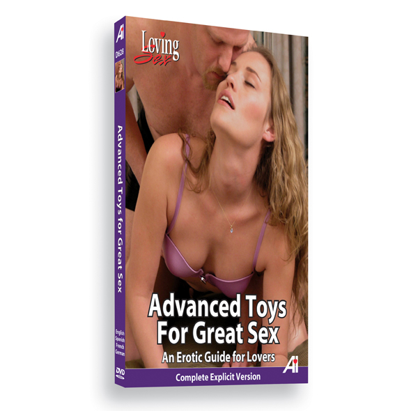 Advanced Toys for Great Sex Educational DVD Online Sexshop Eroware Sexshop Sexspeeltjes