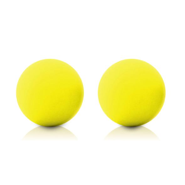 Maia Toys - Kegel Balls Neon Yellow Online Sexshop Eroware Sexshop Sexspeeltjes