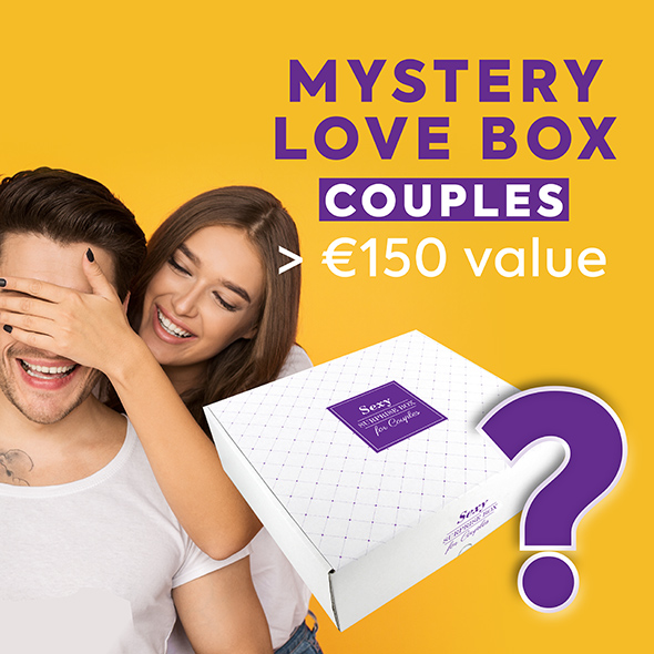 Surprise Sex Box - For Couples Online Sexshop Eroware Sexshop Sexspeeltjes