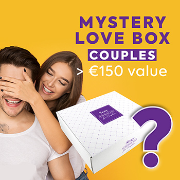 Mystery Love Box - For Couples