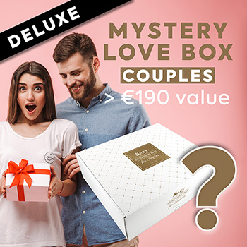 Mystery Love Box - For Couples (Deluxe)
