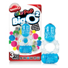 The Screaming O - Color Pop Big O2 Blauw Sexshop Eroware -  Sexspeeltjes