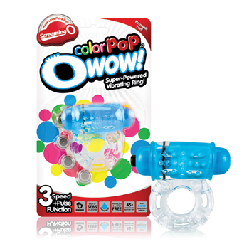 The Screaming O - Color Pop Owow Blue