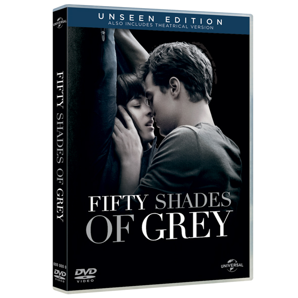 Fifty Shades of Grey - The Unseen Edition DVD Online Sexshop Eroware Sexshop Sexspeeltjes