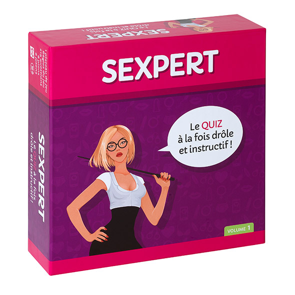 Sexpert (FR) Online Sexshop Eroware Sexshop Sexspeeltjes