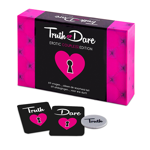 Truth or Dare Erotic Couple(s) Edition (NL) Online Sexshop Eroware Sexshop Sexspeeltjes