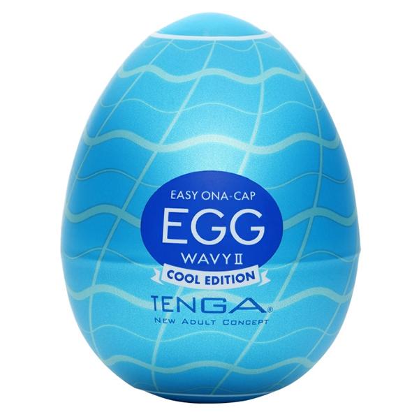 Tenga - Egg Cool Edition (1 Piece) Online Sexshop Eroware Sexshop Sexspeeltjes