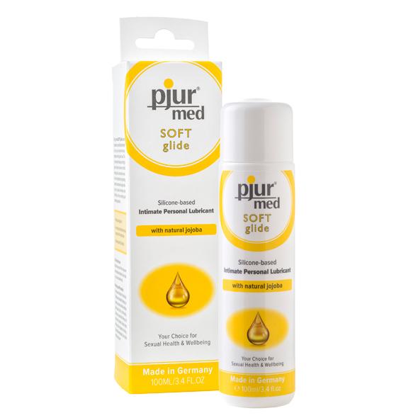 Pjur - MED Soft Glide Silicone Based 100 ml Online Sexshop Eroware Sexshop Sexspeeltjes