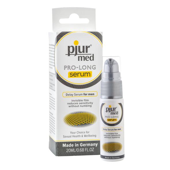Pjur - MED Prolong Serum 20 ml Online Sexshop Eroware Sexshop Sexspeeltjes
