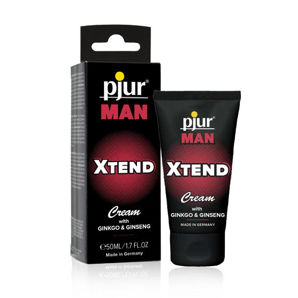 Pjur - Man Xtend Cream 50 ml Online Sexshop Eroware Sexshop Sexspeeltjes