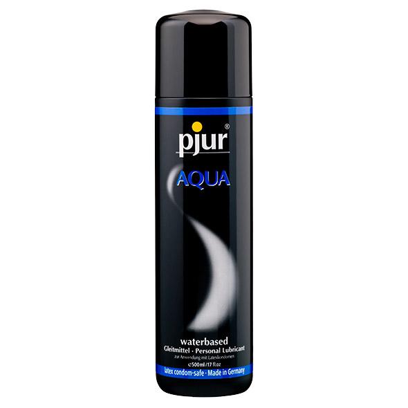 Pjur - Aqua 500 ml Online Sexshop Eroware Sexshop Sexspeeltjes
