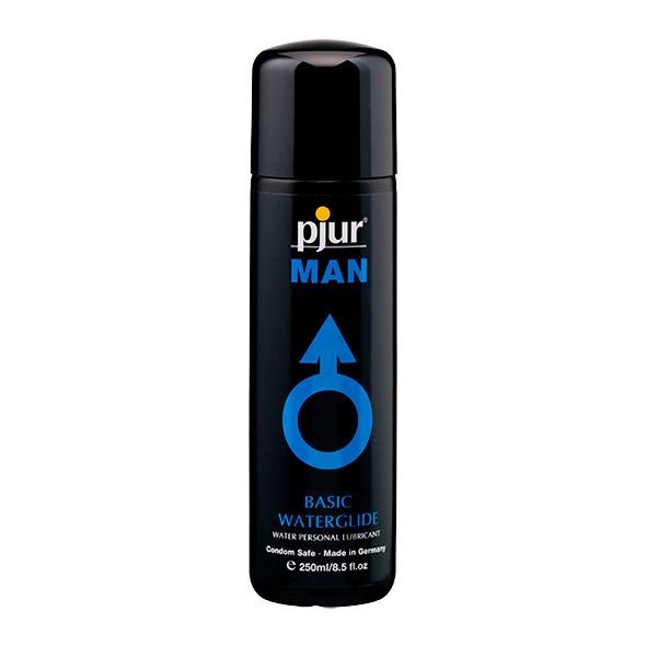 Pjur - Man Basic Water Glide 250 ml Online Sexshop Eroware Sexshop Sexspeeltjes