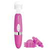 Bodywand - 360 Spinning Head Wand Massager Set Roze Sexshop Eroware -  Sexartikelen