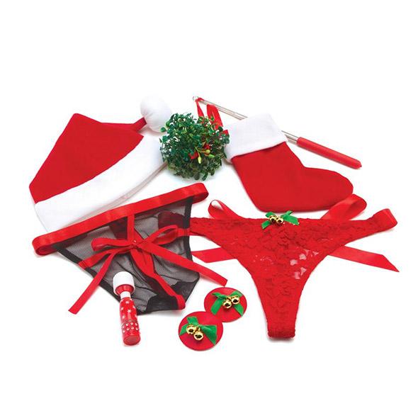 Bodywand - Under the Mistletoe Gift Set 8 st. Online Sexshop Eroware Sexshop Sexspeeltjes