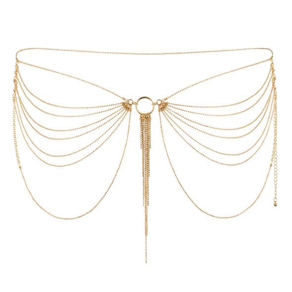 Bijoux Indiscrets - Magnifique Waist Jewelry Gold Online Sexshop Eroware Sexshop Sexspeeltjes