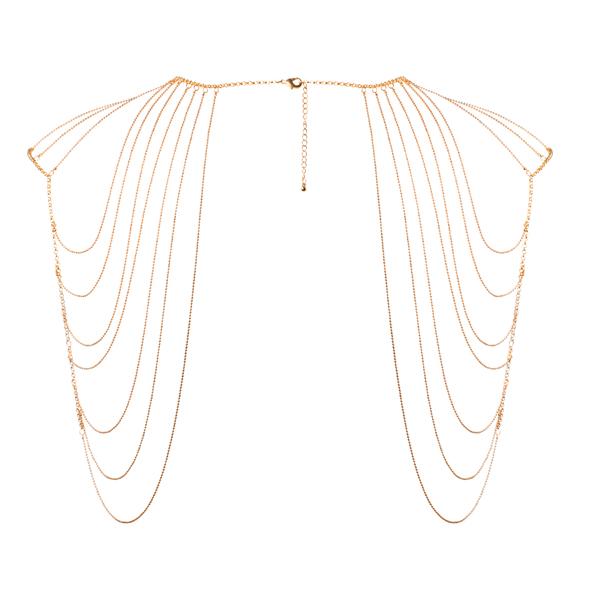 Bijoux Indiscrets - Magnifique Shoulder Jewelry Gold Online Sexshop Eroware Sexshop Sexspeeltjes