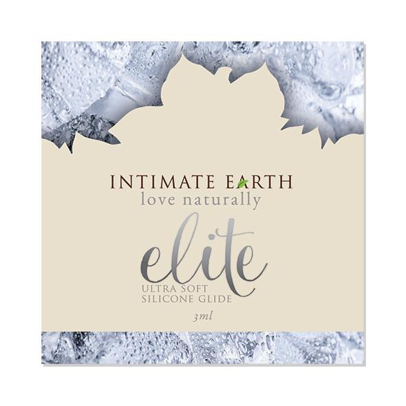 Intimate Earth - Elite Silicone Glide Foil 3 ml Online Sexshop Eroware Sexshop Sexspeeltjes