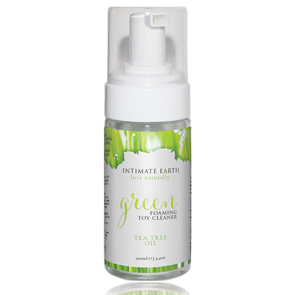 Intimate Earth - Green Tea Toycleaner 100 ml Online Sexshop Eroware Sexshop Sexspeeltjes