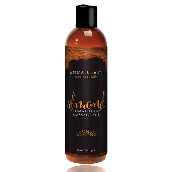 Intimate Earth - Massage Oil Almond 240 ml Online Sexshop Eroware Sexshop Sexspeeltjes