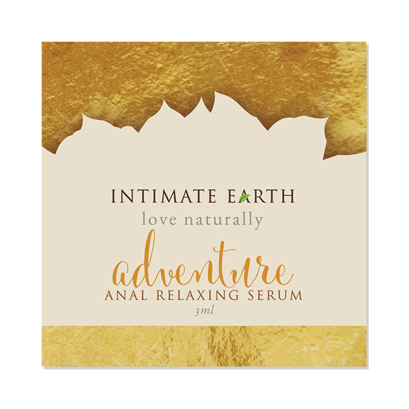Intimate Earth - Anaal Relaxing Serum Adventure Foil 3 ml Online Sexshop Eroware Sexshop Sexspeeltjes