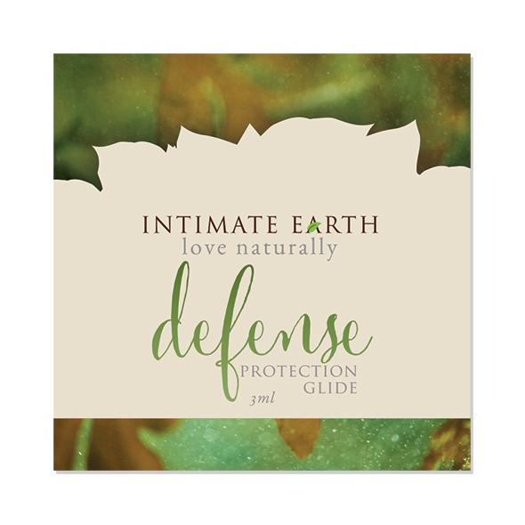 Intimate Earth - Defense Protection Glide Foil 3 ml Online Sexshop Eroware Sexshop Sexspeeltjes