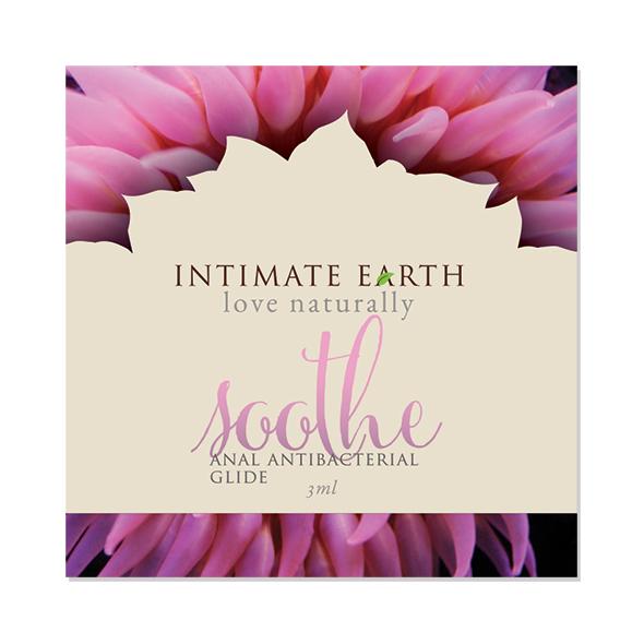 Intimate Earth - Soothe Anal Glide Foil 3 ml Online Sexshop Eroware Sexshop Sexspeeltjes