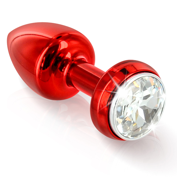 Diogol - Annixitting Vibrating Butt Plug Red 34 mm Online Sexshop Eroware Sexshop Sexspeeltjes