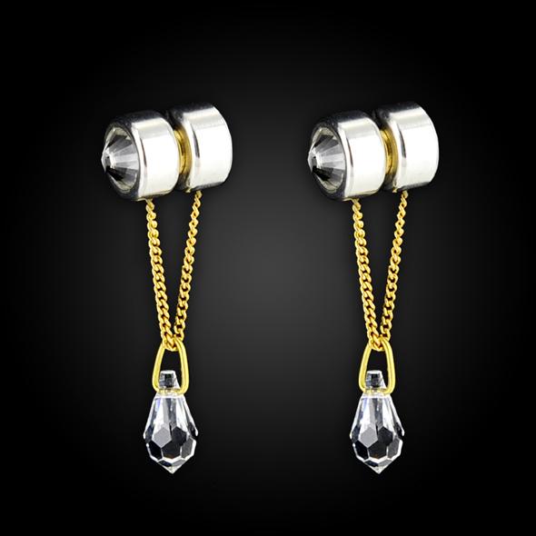 Diogol - Labiu Lip Jewelry Silver Teardrop Online Sexshop Eroware Sexshop Sexspeeltjes