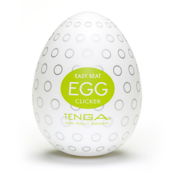 Tenga - Egg Clicker (1 Piece) Online Sexshop Eroware Sexshop Sexspeeltjes