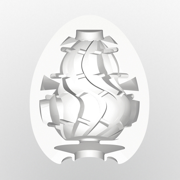 Tenga Egg - Twister image