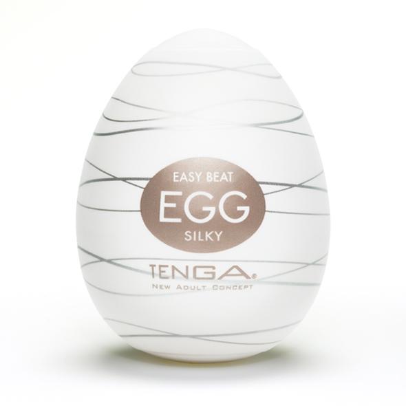 Tenga - Egg Silky (1 Piece) Online Sexshop Eroware Sexshop Sexspeeltjes