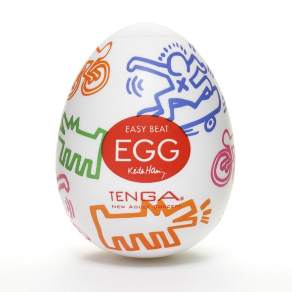 Tenga - Keith Haring Egg Street (1 Piece) Online Sexshop Eroware Sexshop Sexspeeltjes