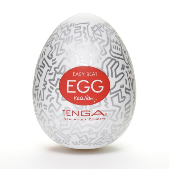 Tenga - Keith Haring Egg Party (1 Piece) Online Sexshop Eroware Sexshop Sexspeeltjes