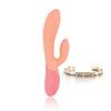 RS - Essentials - Xena Rabbit Vibrator Peach & Coral Sexshop Eroware -  Sexspeeltjes