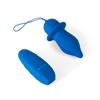 B Swish - bfilled Classic Vibrating Plug Cobalt Sexshop Eroware -  Sexartikelen