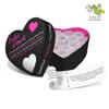 Erotic Heart Mini (NL-DE-EN-FR) Sexshop Eroware -  Sexspeeltjes