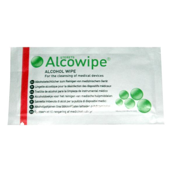 ElectraStim - Sterile Cleaning Wipe Sachets-Pack Online Sexshop Eroware Sexshop Sexspeeltjes