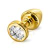 Diogol - Anni R Butt Plug Clover Gold 25 mm Sexshop Eroware -  Sexspeeltjes