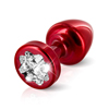 Diogol - Anni R Butt Plug Clover Red 25 mm Sexshop Eroware -  Sexartikelen