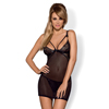 Obsessive - Intensa Chemise & Thong L/XL Sexshop Eroware -  Sexartikelen