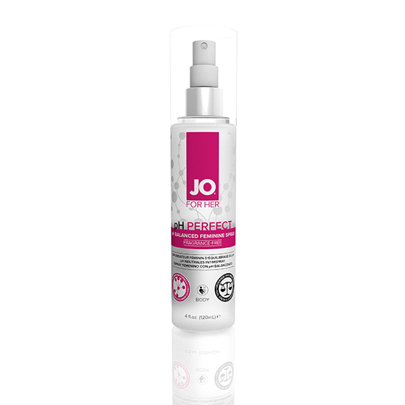 System JO - PH Perfect Feminine Spray 120 ml Online Sexshop Eroware Sexshop Sexspeeltjes