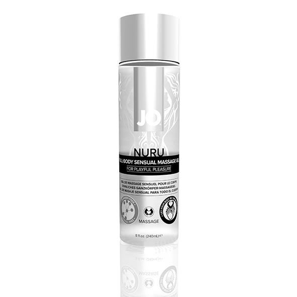 System JO - Nuru Massage Gel Fragrance Free 240 ml Online Sexshop Eroware Sexshop Sexspeeltjes