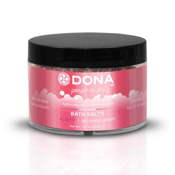 Dona - Bath Salt Blushing Berry 225 ml  Online Sexshop Eroware Sexshop Sexspeeltjes