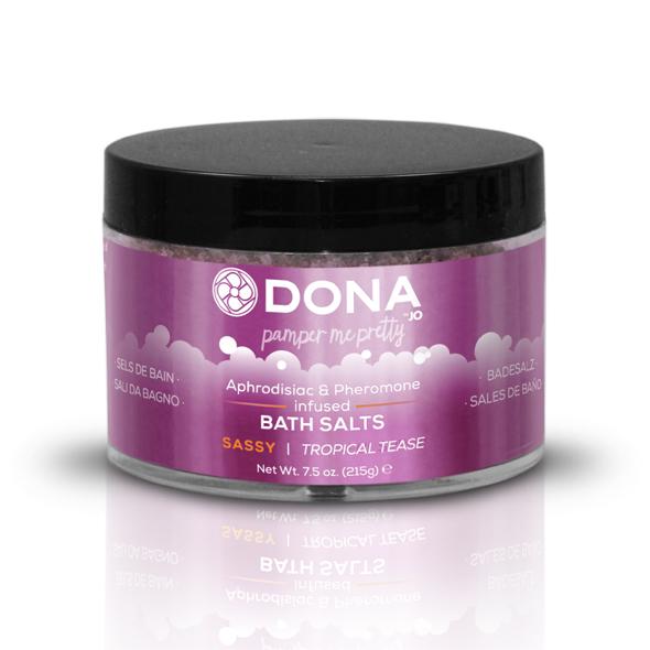 Dona - Badzout Tropical Tease 225 ml  Online Sexshop Eroware Sexshop Sexspeeltjes