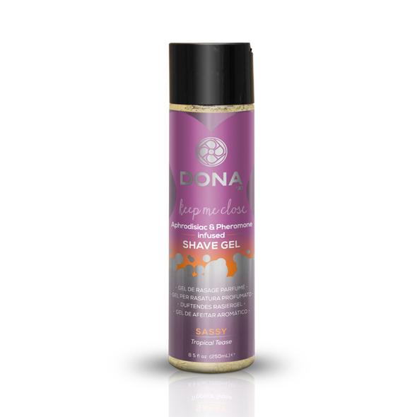 Dona - Shave Gel Tropical Tease 250 ml  Online Sexshop Eroware Sexshop Sexspeeltjes
