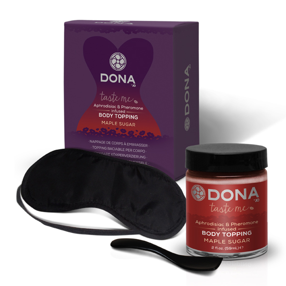 Dona - Body Topping Maple Sugar 60 ml  Online Sexshop Eroware Sexshop Sexspeeltjes